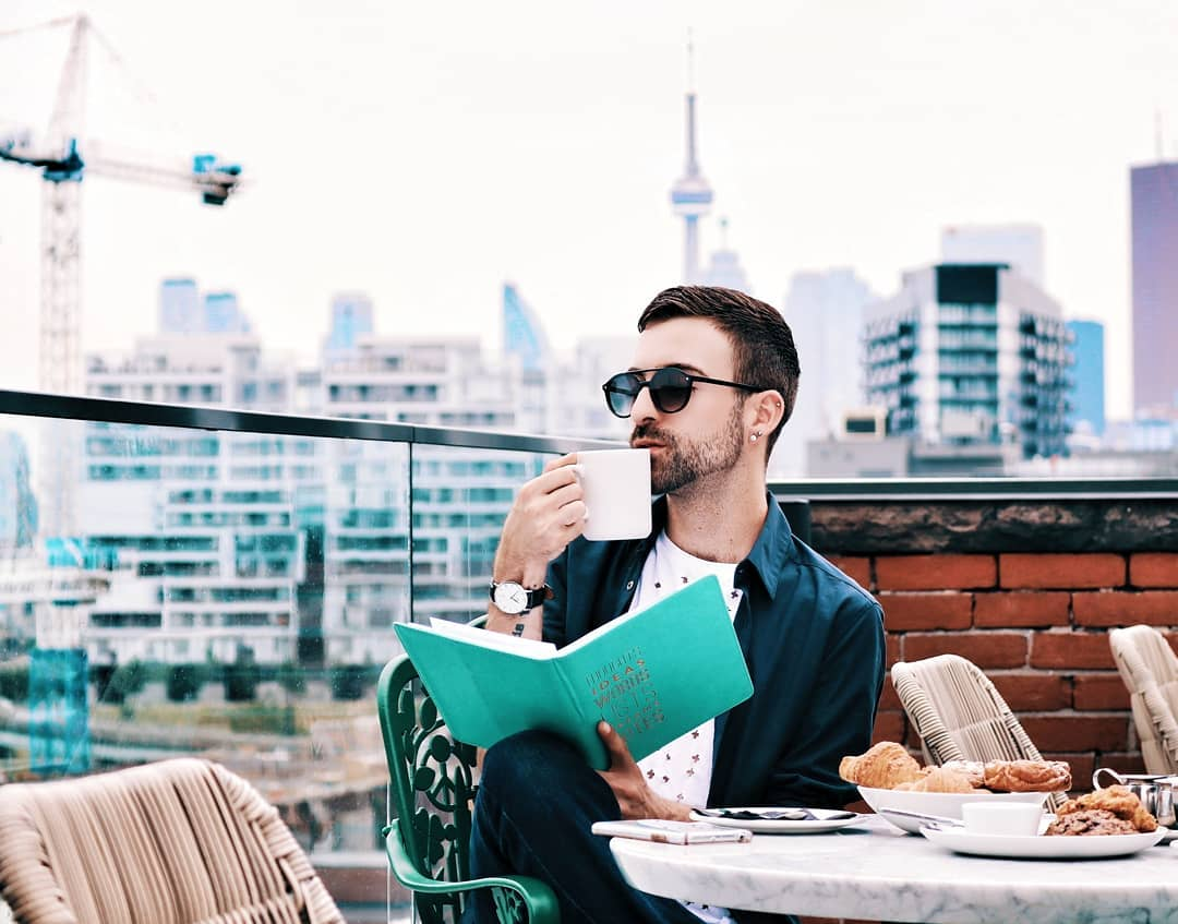 Rooftop bars Toronto: The Broadview Hotel