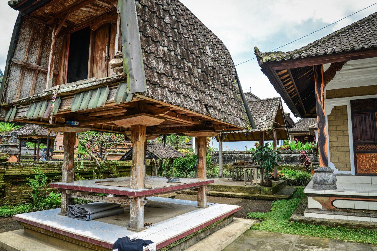 Ubud, Bali: Traditional Balinese Houses
