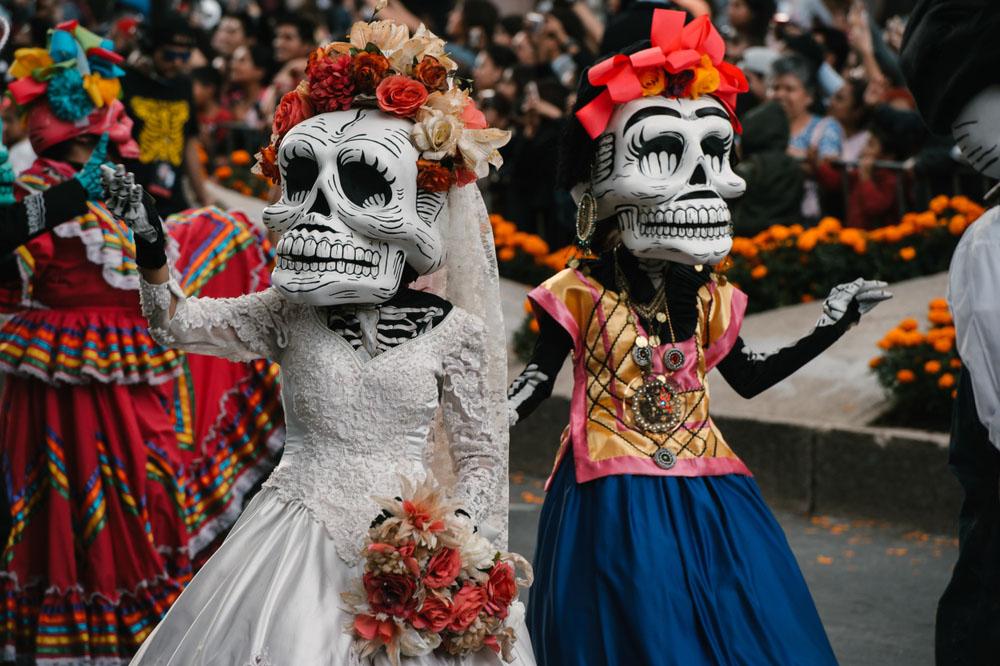 Festivals in Latin America: Dia de los Muertos