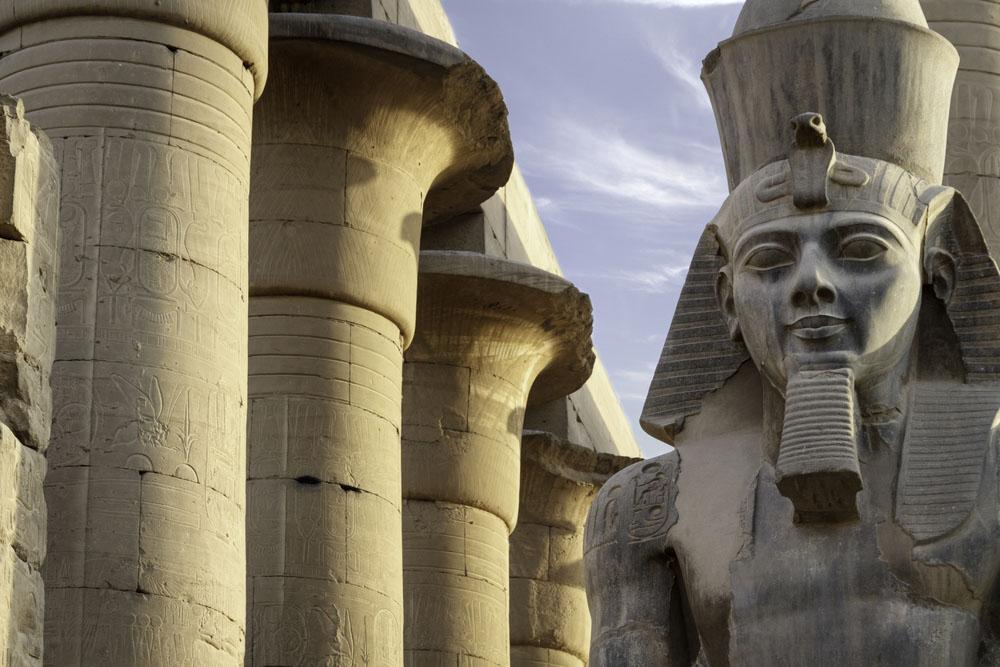 Luxor, Egypt: Luxor Temple