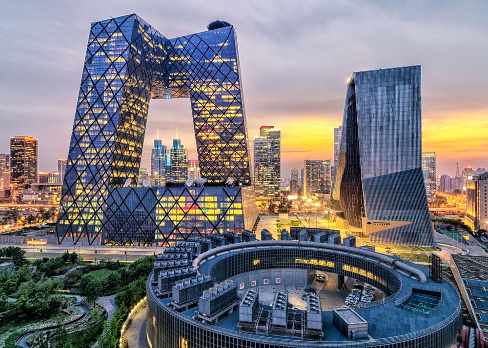 China Itinerary: Beijing