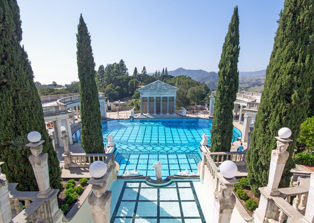 Castles in America: Hearst Castle