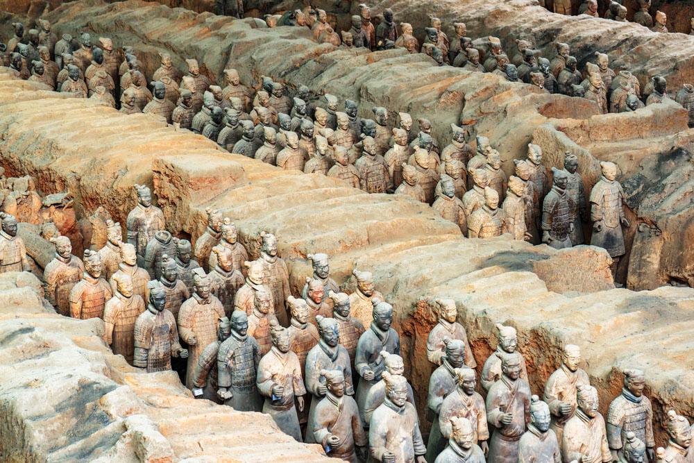 China itinerary: Museum of Terracotta Warriors