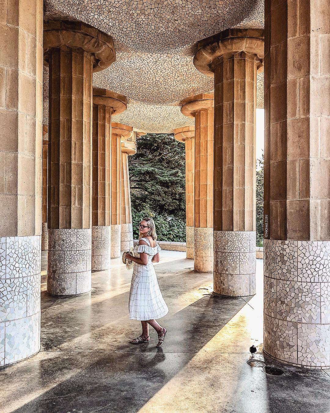 Barcelona Walking Tour: Park Gaudi
