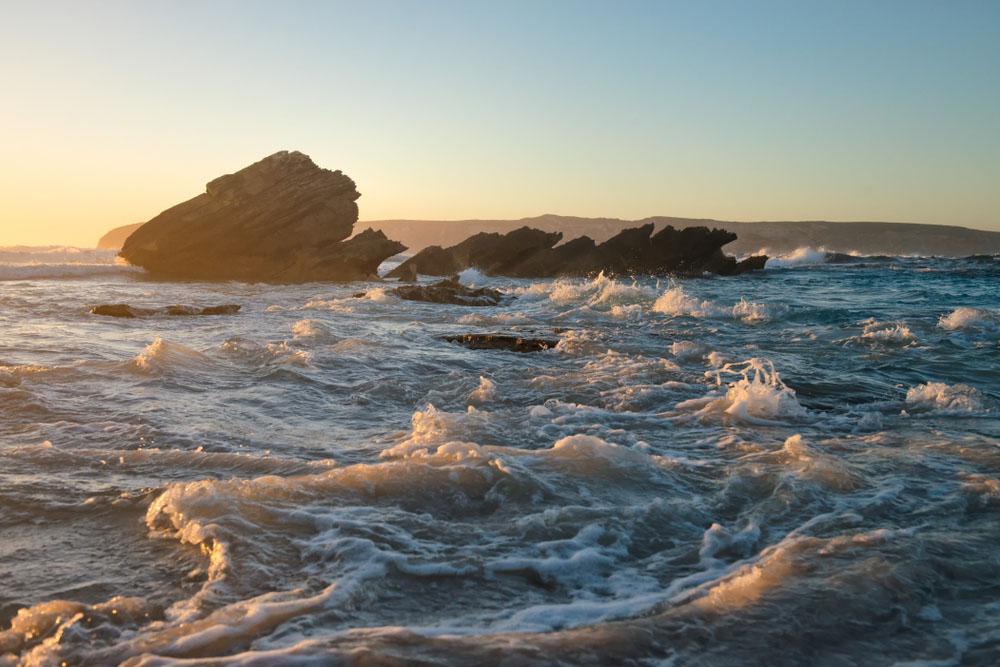 Australian Beaches: Coffin Bay