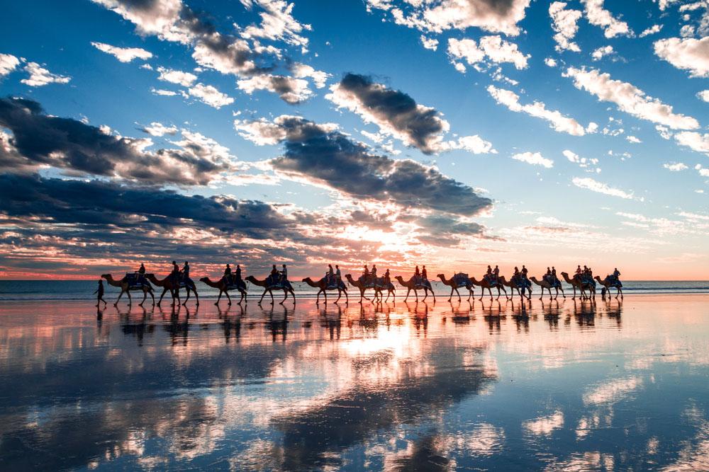 Australian Beaches: Cable Beach