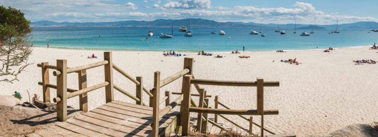 Best Beaches in Spain: Playa de Rodas