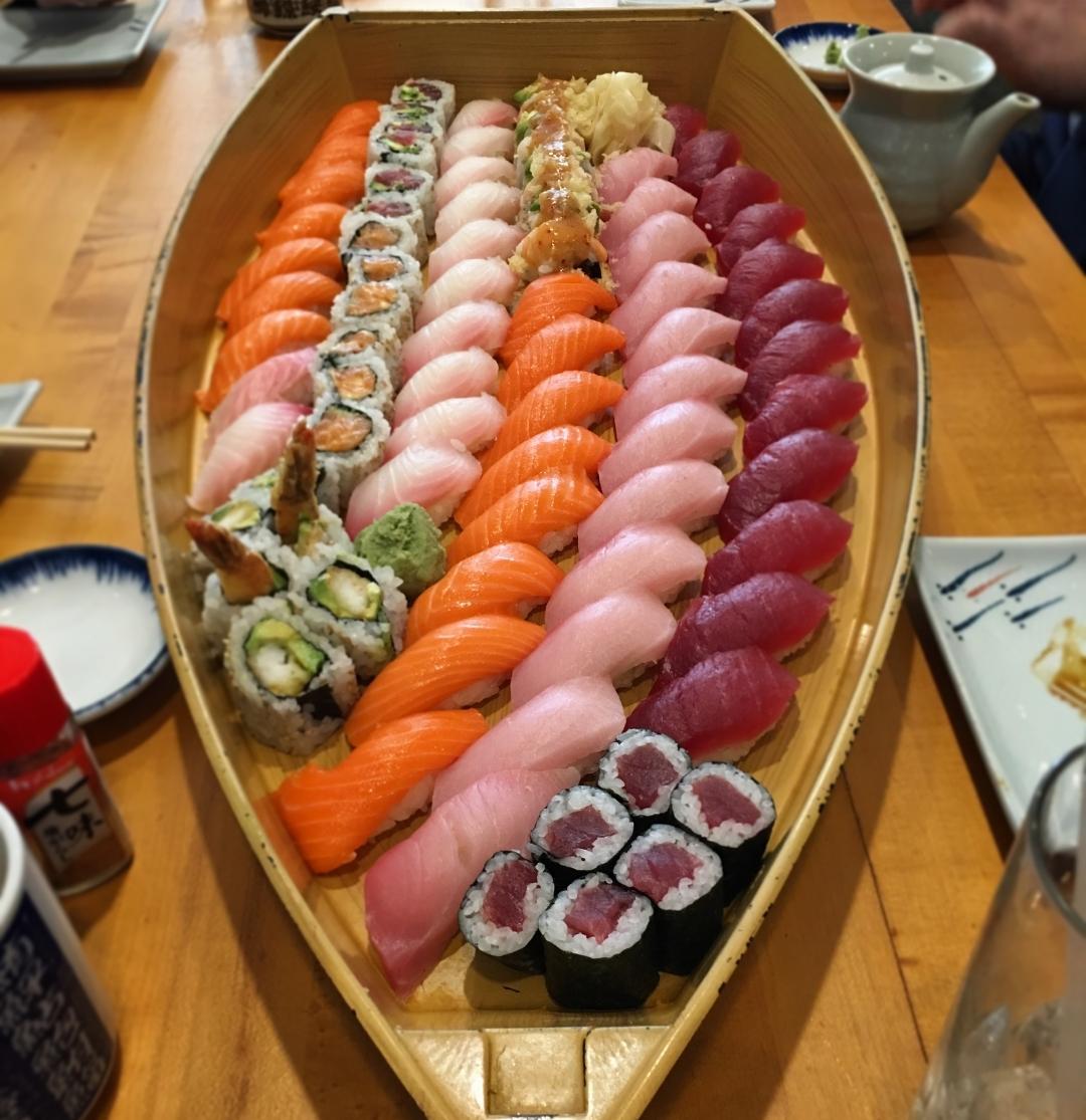 Tokyo on a budget: Genki Sushi