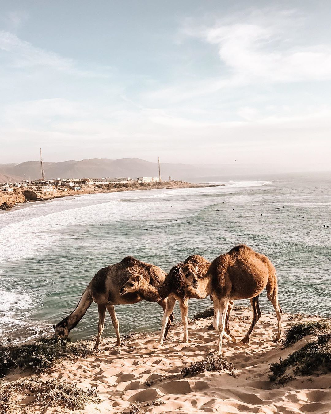 The Intangible Allure of Morocco's Magic Bay